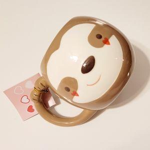 Valentines Day Sloth Mug